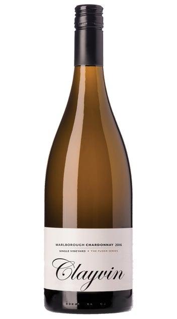 2016 Giesen The Fuder Clayvin Chardonnay