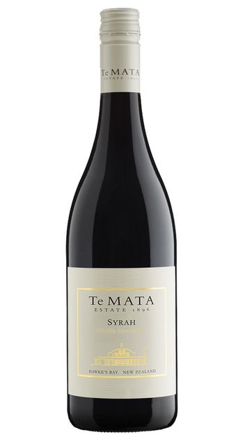 2019 Te Mata Estate Vineyards Syrah