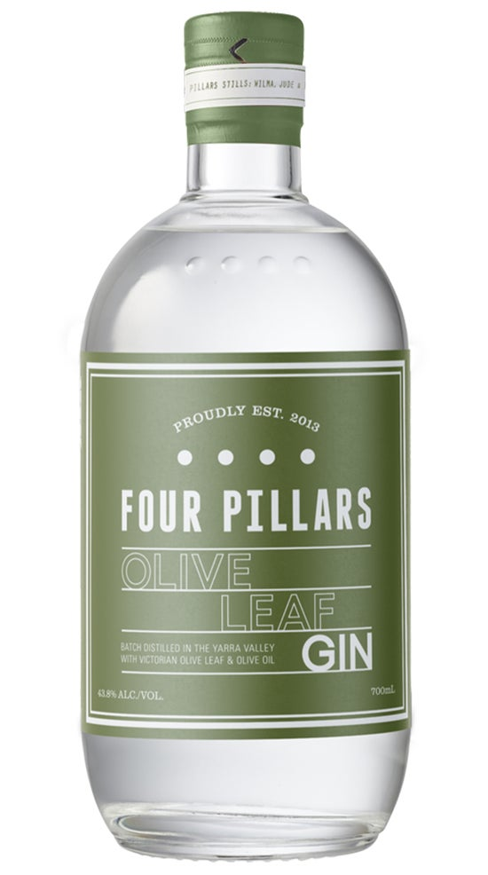 Four Pillars Olive Leaf Gin 700ml bottle