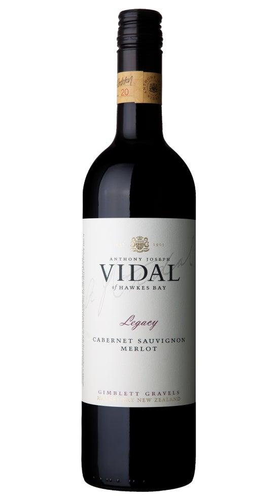 Vidal Legacy Gimblett Gravels Cabernet Sauvignon Merlot