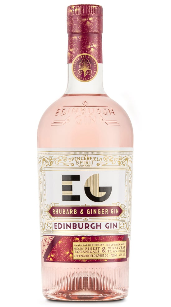 Edinburgh Gin Rhubarb & Ginger 700ml