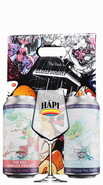 Garage Project Hāpi Festival Pack