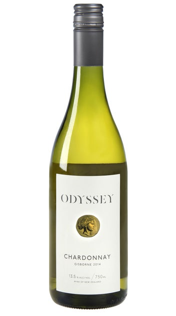 2020 Odyssey Gisborne Chardonnay
