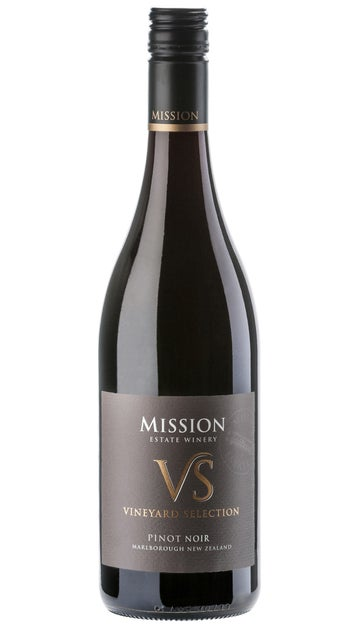 2019 Mission Vineyard Selection Pinot Noir