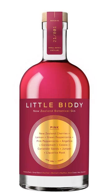 Little Biddy Pink Gin