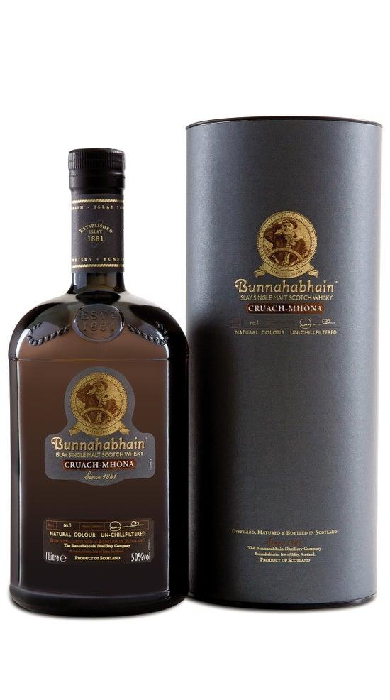 Bunnahabhain Cruach Single Malt Scotch Whisky 50%