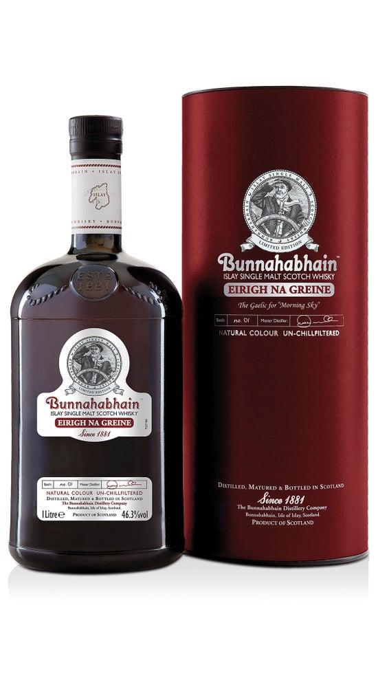 Bunnahabhain Eirigh Single Malt Scotch Whisky 46.3%