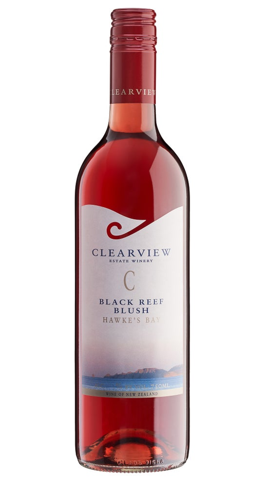 Clearview Estate Black Reef Blush