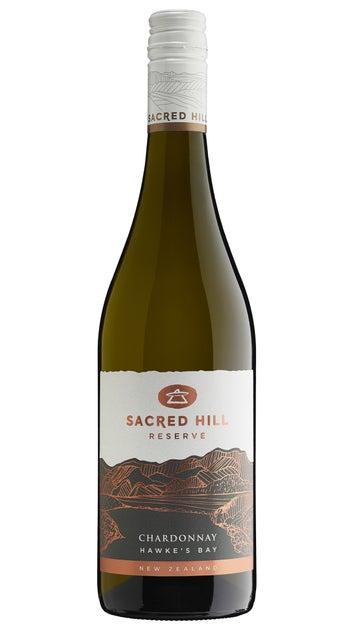 2019 Sacred Hill Reserve Chardonnay