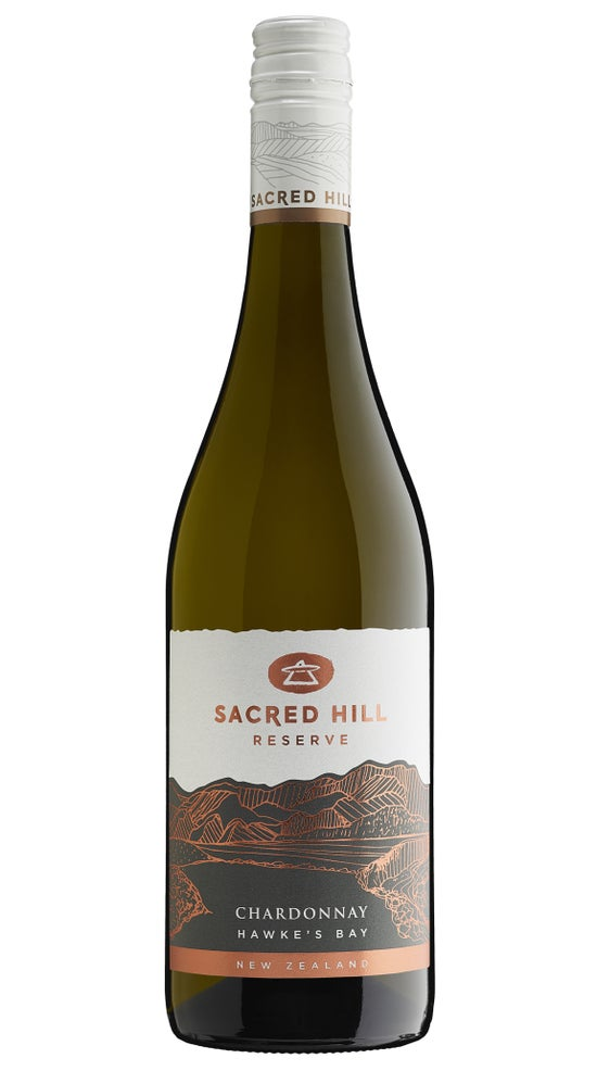Sacred Hill Reserve Chardonnay