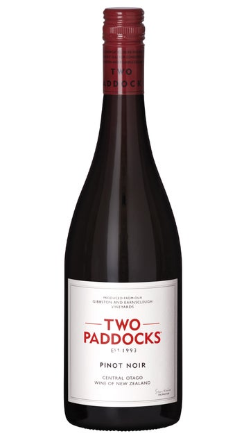 2019 Two Paddocks Pinot Noir