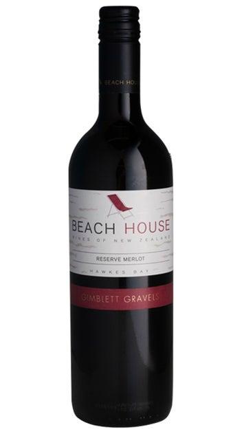 2017 Beach House Reserve Merlot