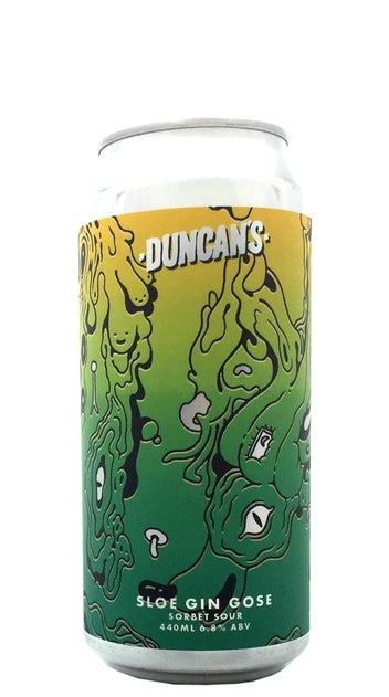 Duncans Sloe Gin Gose 440ml can