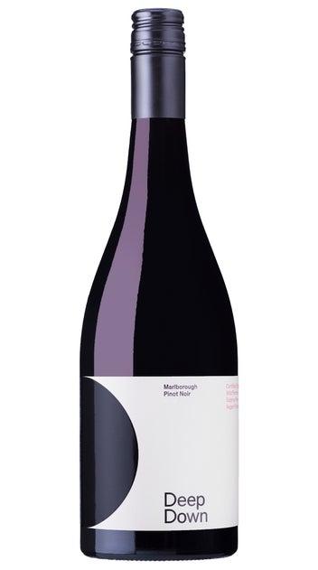 2020 Deep Down Organic Pinot Noir