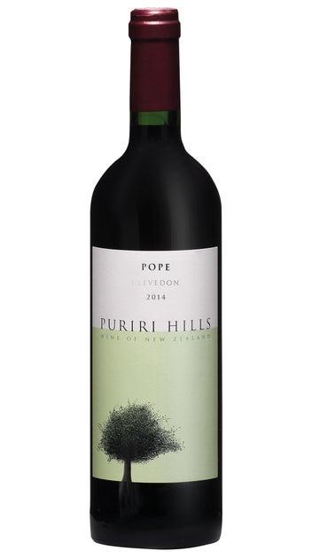 2014 Puriri Hills Pope
