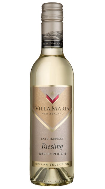 2019 Villa Maria Cellar Selection Late Harvest Riesling