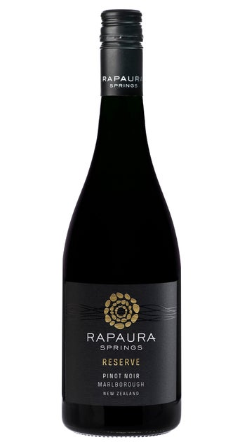 2019 Rapaura Springs Reserve Marlborough Pinot Noir