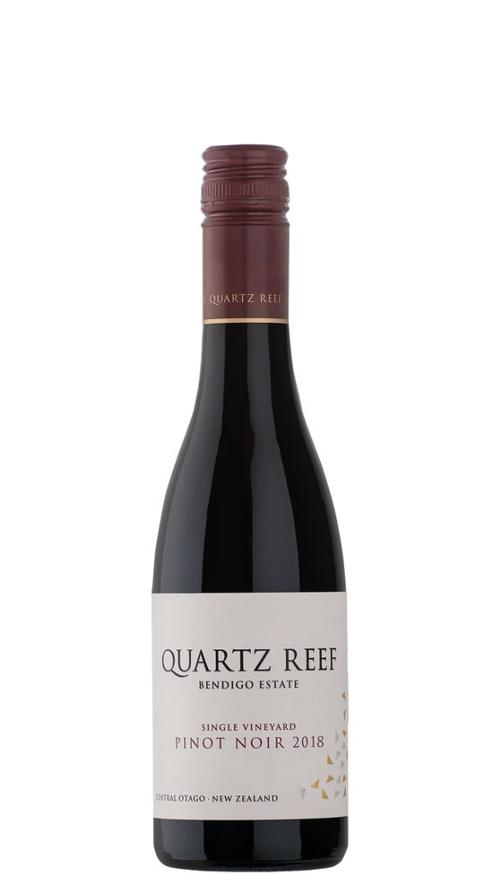 Quartz Reef Bendigo Estate Single Vineyard Pinot Noir 375ml