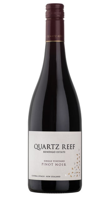 2018 Quartz Reef Bendigo Estate Single Vineyard Pinot Noir