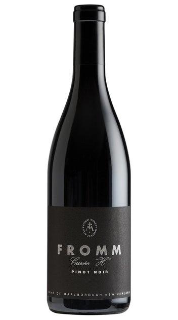 2018 Fromm Cuvee H Organic Pinot Noir