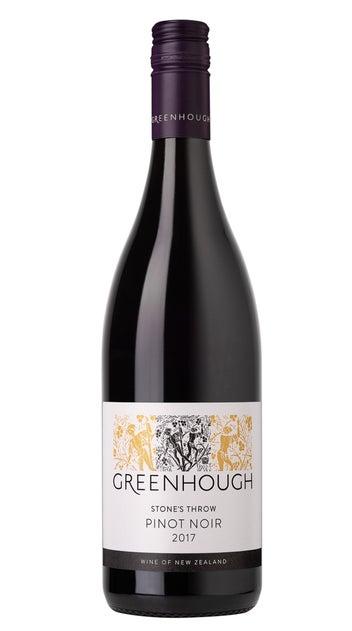 2017 Greenhough Pinot Noir