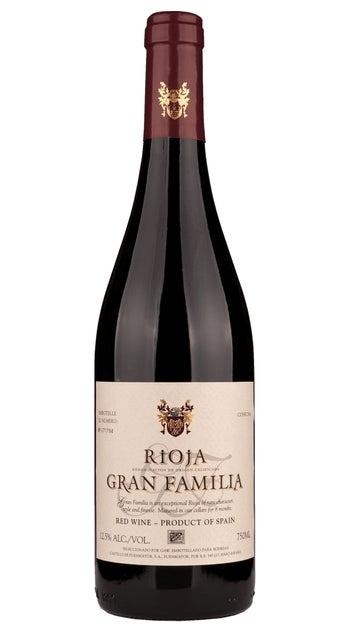 2019 Gran Familia Rioja Cosecha