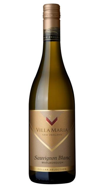 2020 Villa Maria Cellar Selection Marlborough Sauvignon Blanc