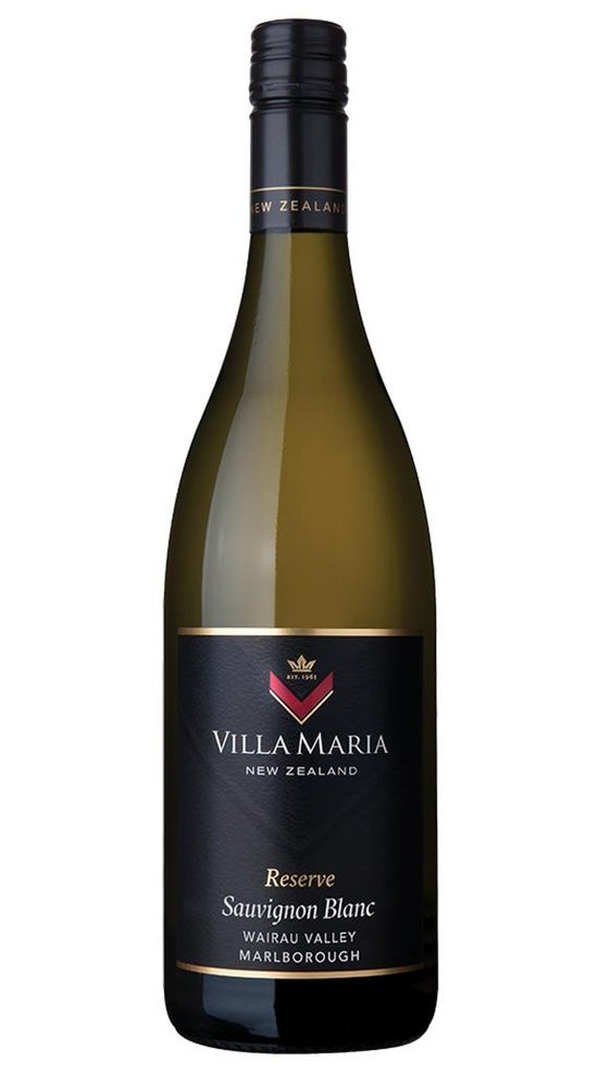 Villa Maria Reserve Wairau Valley Marlborough Sauvignon Blanc