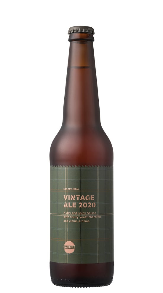 Sawmill Vintage Ale 2020 Saison 500ml