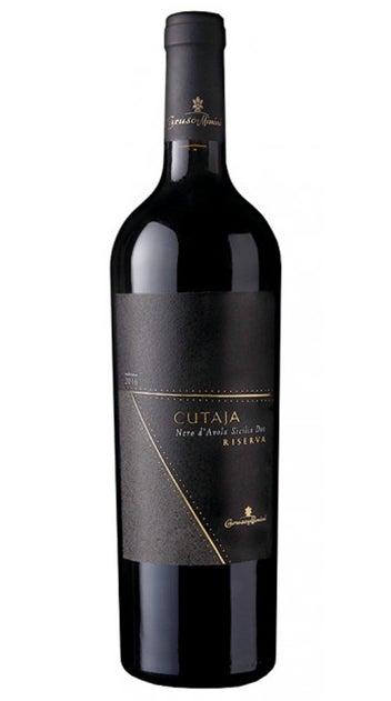 2016 Caruso Cutaja Riserva Nero d'Avola