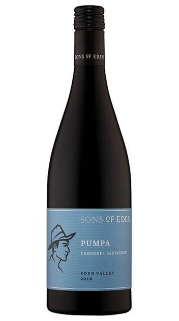 2018 Sons of Eden Pumpa Cabernet Sauvignon