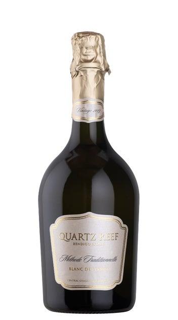 2015 Quartz Reef Methode Traditionnelle Vintage Blanc de Blancs