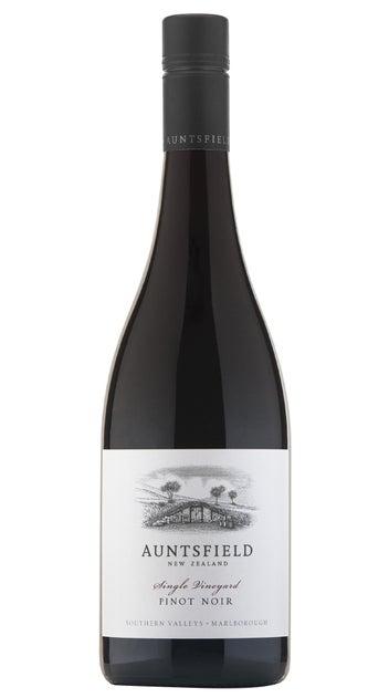 2019 Auntsfield Single Vineyard Pinot Noir