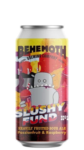 Behemoth Slushy Fund #1 440ml can