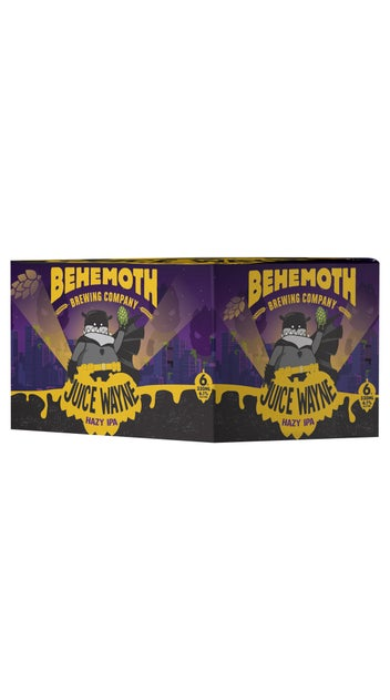 Behemoth Juice Wayne 330ml can 6pk
