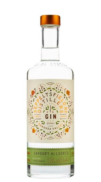 Seppeltsfield Rd Distillers Savoury Allsorts Gin 500ml bottle