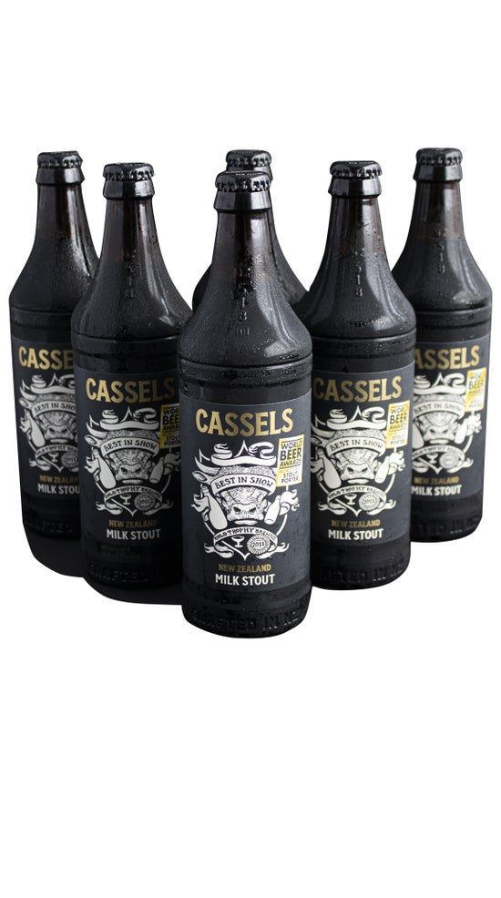 Cassels & Sons Milk Stout 6 x 518ml pack