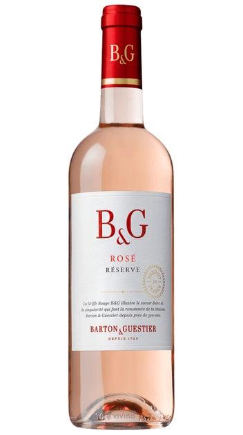 2019 Barton & Guestier B&G Reserve Rose