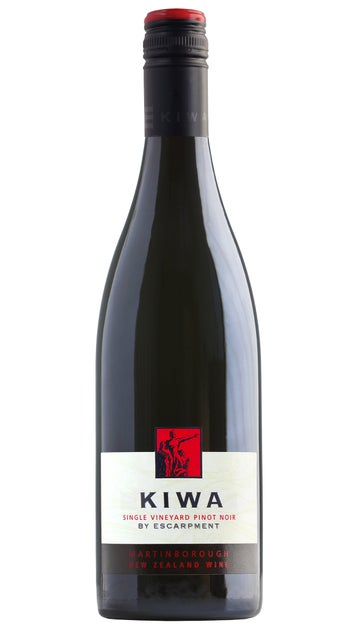 2018 Escarpment Kiwa Pinot Noir
