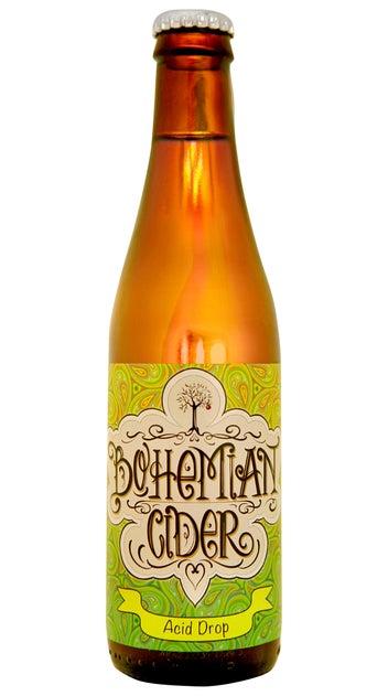 Bohemian Cider Acid Drop 500ml bottle