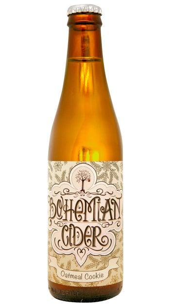 Bohemian Cider Oatmeal Cookie 500ml bottle