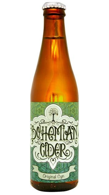 Bohemian Cider Original Cyn 500ml bottle