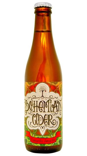 Bohemian Cider Tamarillo Amarillo 500ml bottle