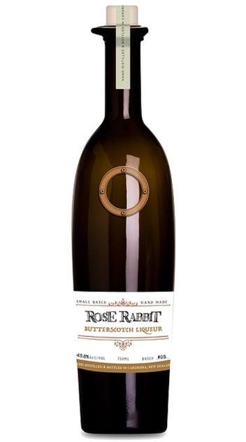 Rose Rabbit Butterscotch Liqueur 750ml bottle