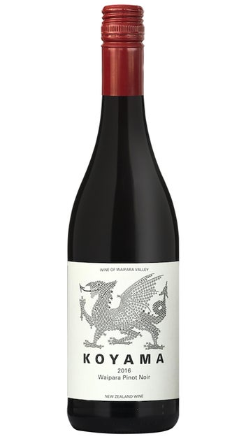 2019 Koyama Waipara Pinot Noir