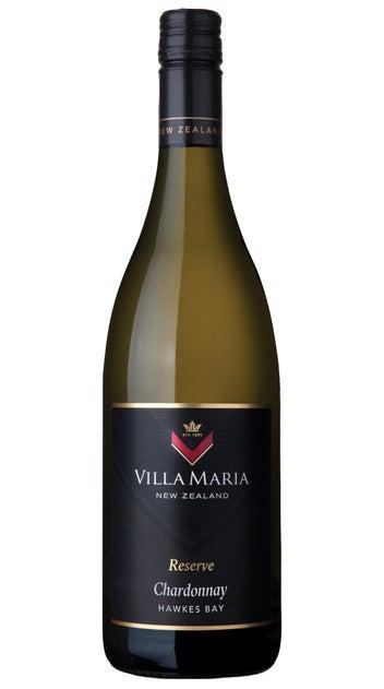 2019 Villa Maria Reserve Hawkes Bay Chardonnay