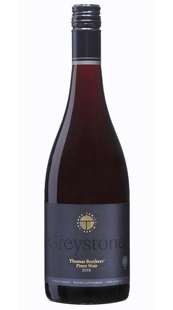 2018 Greystone Thomas Brothers Pinot Noir