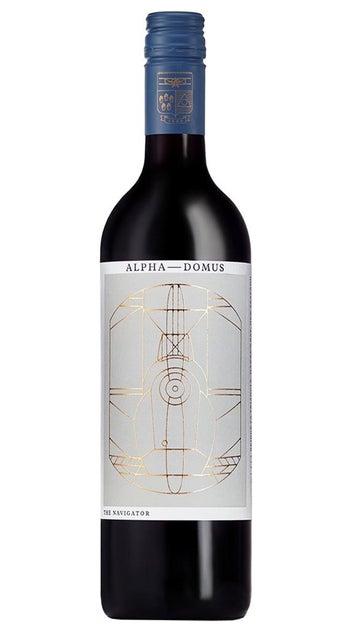 2016 Alpha Domus The Navigator Merlot Cabernet