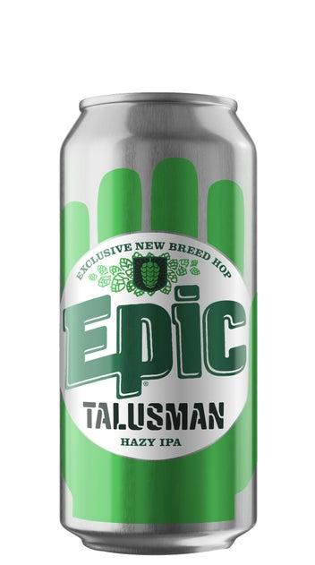 Epic Talusman Hazy IPA 440ml can