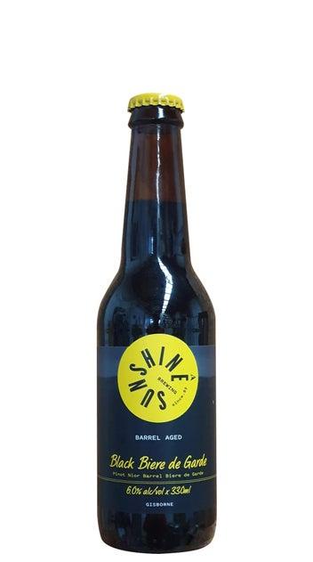 Sunshine Brewing Black Biere de Garde 330ml bottle
